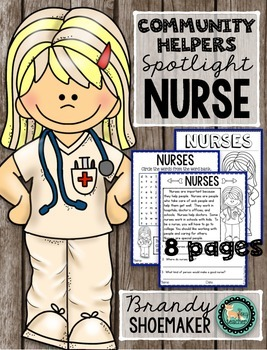 Community Helpers: Nurse