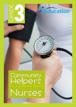 Community Helpers - Nurses - Grade 3