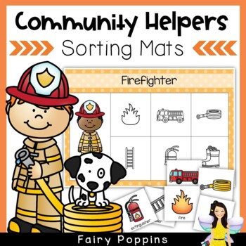 Community Helpers Sort and Classify