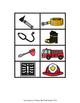 Community Helpers & Their Tools Sort/ File Folder Game