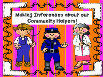 Community Helpers and Inference