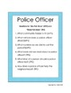 Community Helper Flash Cards for Cooperative Learning / Ka