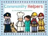Community Helpers for kindergarten