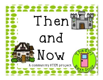 STEM Challenge- Community Then and Now