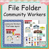 FILE FOLDER MATCH Community Helpers
