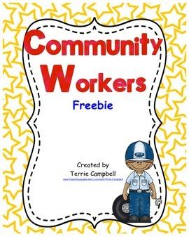 Community Workers Freebie