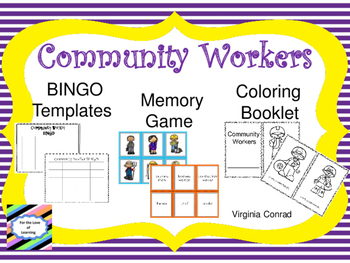 Community Workers--Fun Stuff