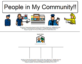 Community Workers Match-Up