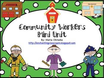 Community Workers Mini Unit