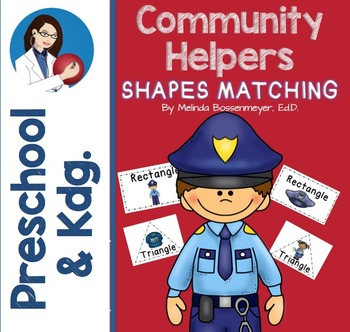 Community Workers Shape Matching Game
