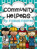 Community Helpers around our town.