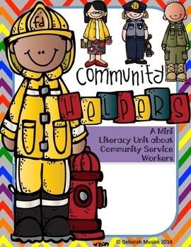 Community Workers/Helpers Mini Unit