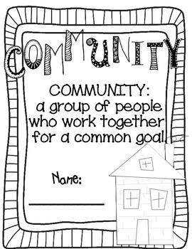 Community (workbook)