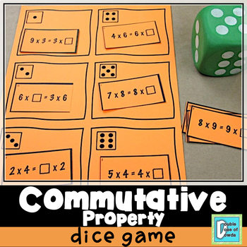 Commutative Property Roll and Play