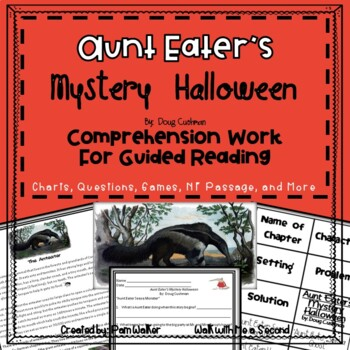 Comprehension Work on Aunt Eater's Mystery Halloween