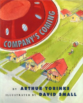 Company's Coming- Book Packet