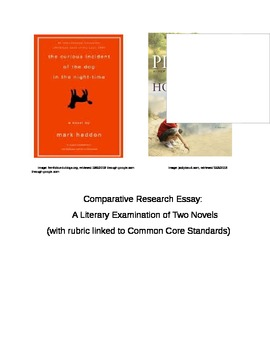 Comparative Research Essay -- Two Novels