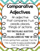 Comparative & Superlative Adjectives and Adverbs Activitie