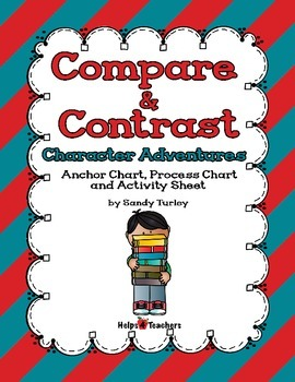 Compare & Contrast: Character Adventures Anchor and Proces