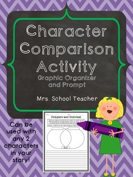 Compare & Contrast Characters