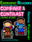 COMPARE CONTRAST multiple meaning words