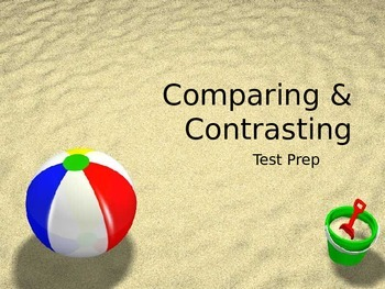 Compare & Contrast Practice Powerpoint