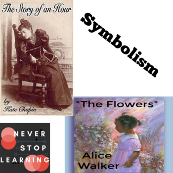 "Compare & Contrast Symbolism in ""The Flowers"" and ""The Sto"