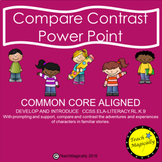 Compare & Contrast Teaching Power Point