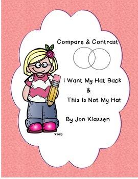 Compare & Contrast with Jon Klassen