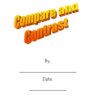 Compare and Contrast Benchmark Writing Packet