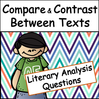 Compare and Contrast Between Text with Open Ended Responses
