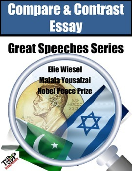 Compare and Contrast Essay Elie Wiesel Malala Yousafzai No