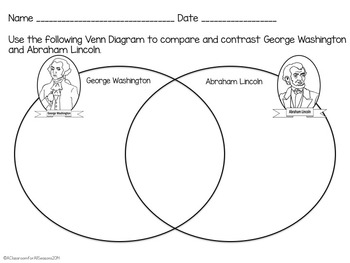 Abraham lincoln worksheets pdf