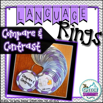Compare and Contrast Language Rings