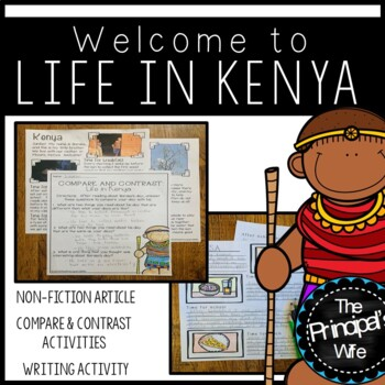 Cultural Diversity: Life in Kenya