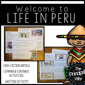 Cultural Diversity: Life in Peru