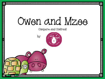 Compare and Contrast Owen and Mzee