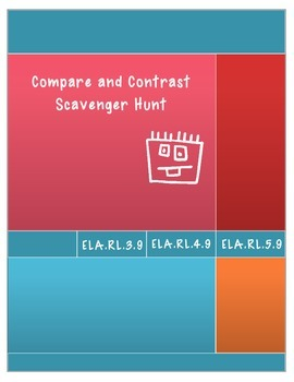 Compare and Contrast Scavenger Hunt