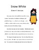 Compare and Contrast Snow White