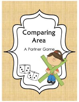Comparing Area Partner Game