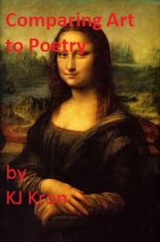 Poetry Compared to Art - 9th grade - goes with power point