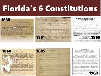 Comparing Constitutions: The U.S. vs. the Florida State Co
