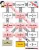 Decimal Maze - Comparing Decimals Worksheets