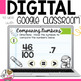 Comparing Decimals and Fractions Digital Task Cards for Go
