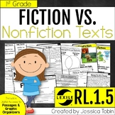 Comparing Fiction and Nonfiction RL1.5