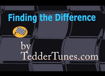 Comparing/ Finding the Difference