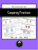 Comparing Fractions (3.3H, 4.NF.1)