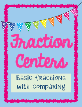 Comparing Fractions Centers