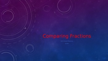 Comparing Fractions PowerPoint
