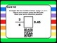 Comparing Fractions Task Cards (QR Codes)